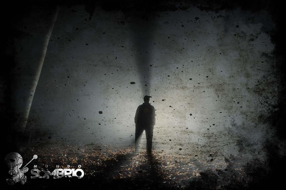 o assassino do acampamento história de terror mundo sombrio