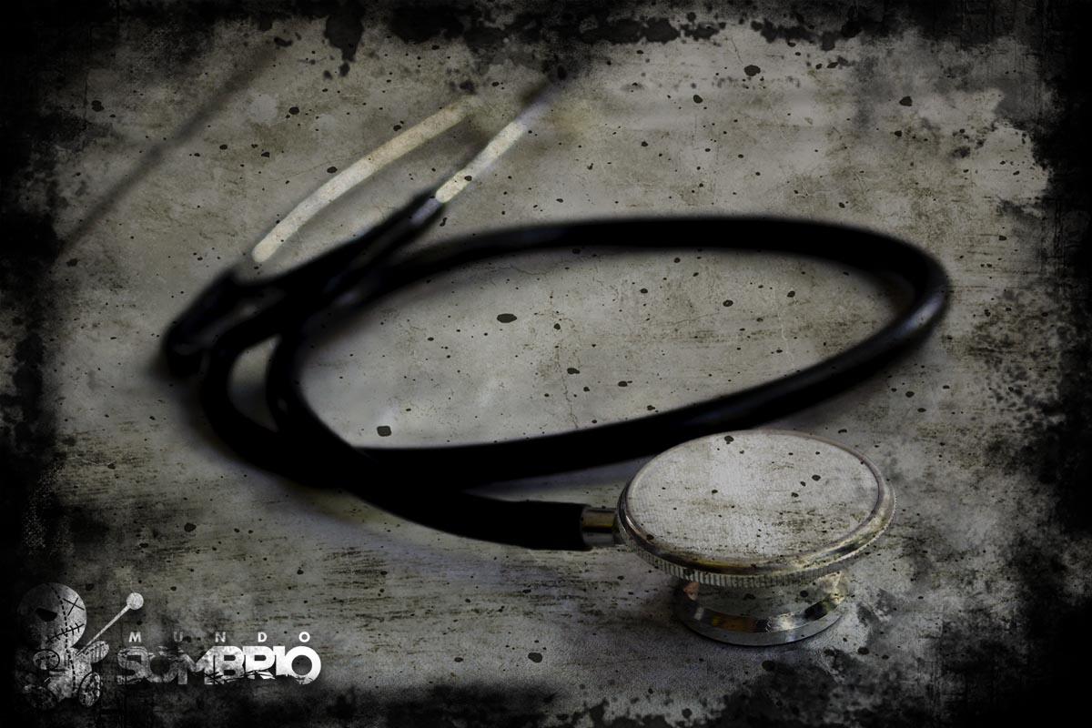 o enfermeiro história de terror