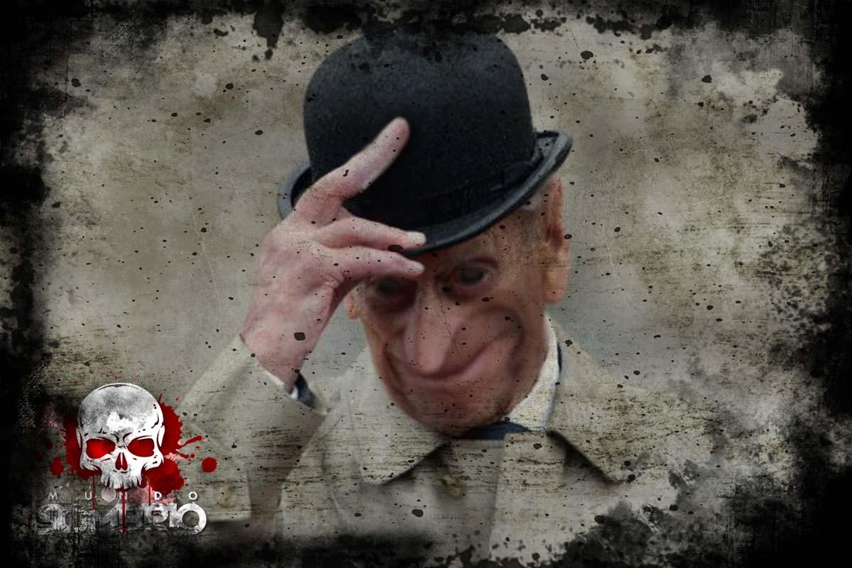 o homem do chapéu de coco história de terror mundo sombrio