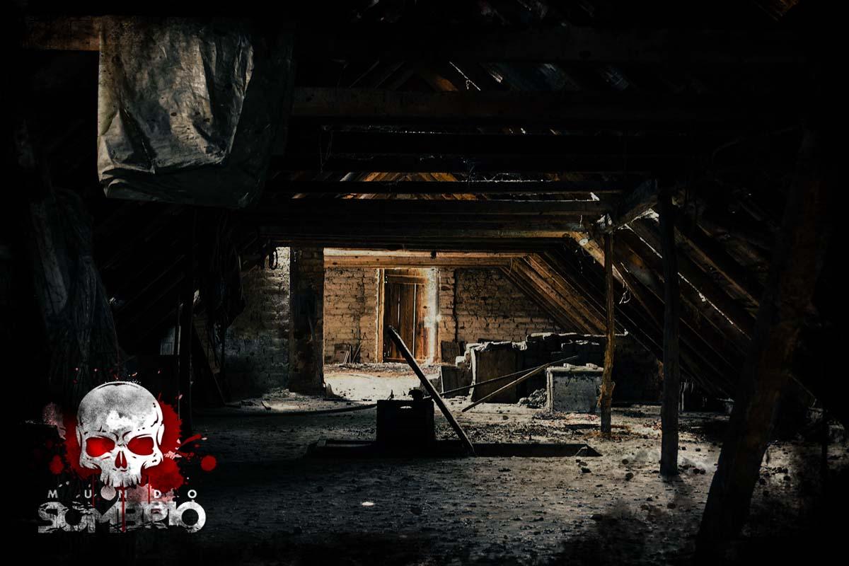 o quadro no sótão relato sobrenatural mundo sombrio