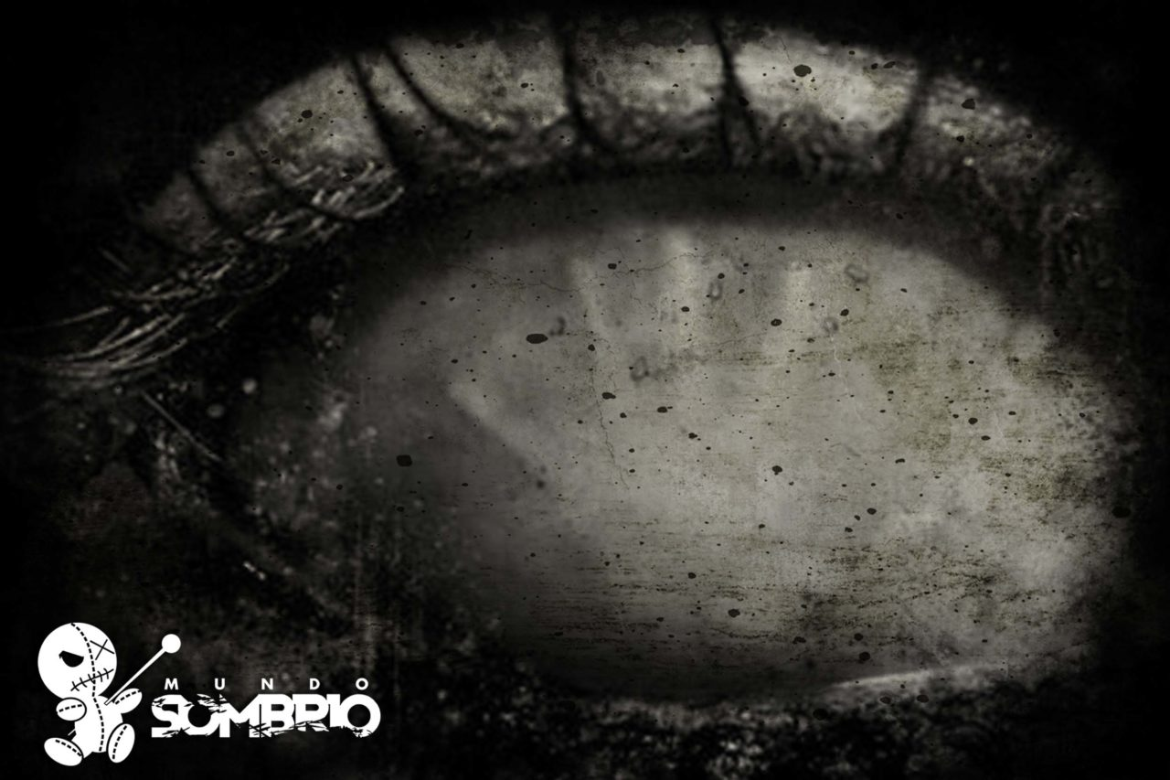 olhos brancos história de terror mundo sombrio