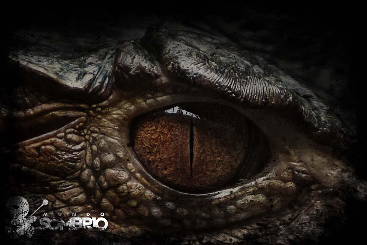 olhos de crocodilo história de terror