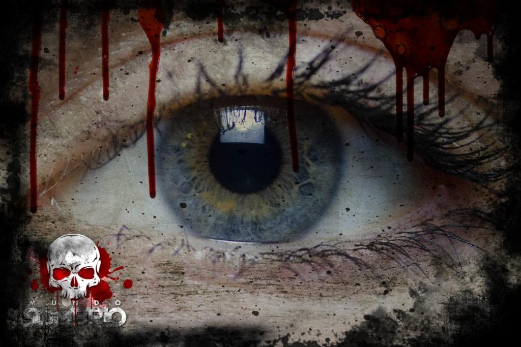 os olhos de luiza mundo sombrio