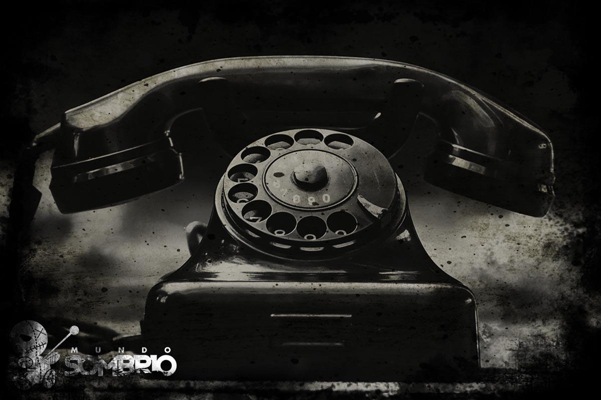 telefone dos mortos história de terror
