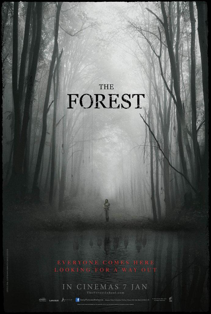 The forest • mundo sombrio