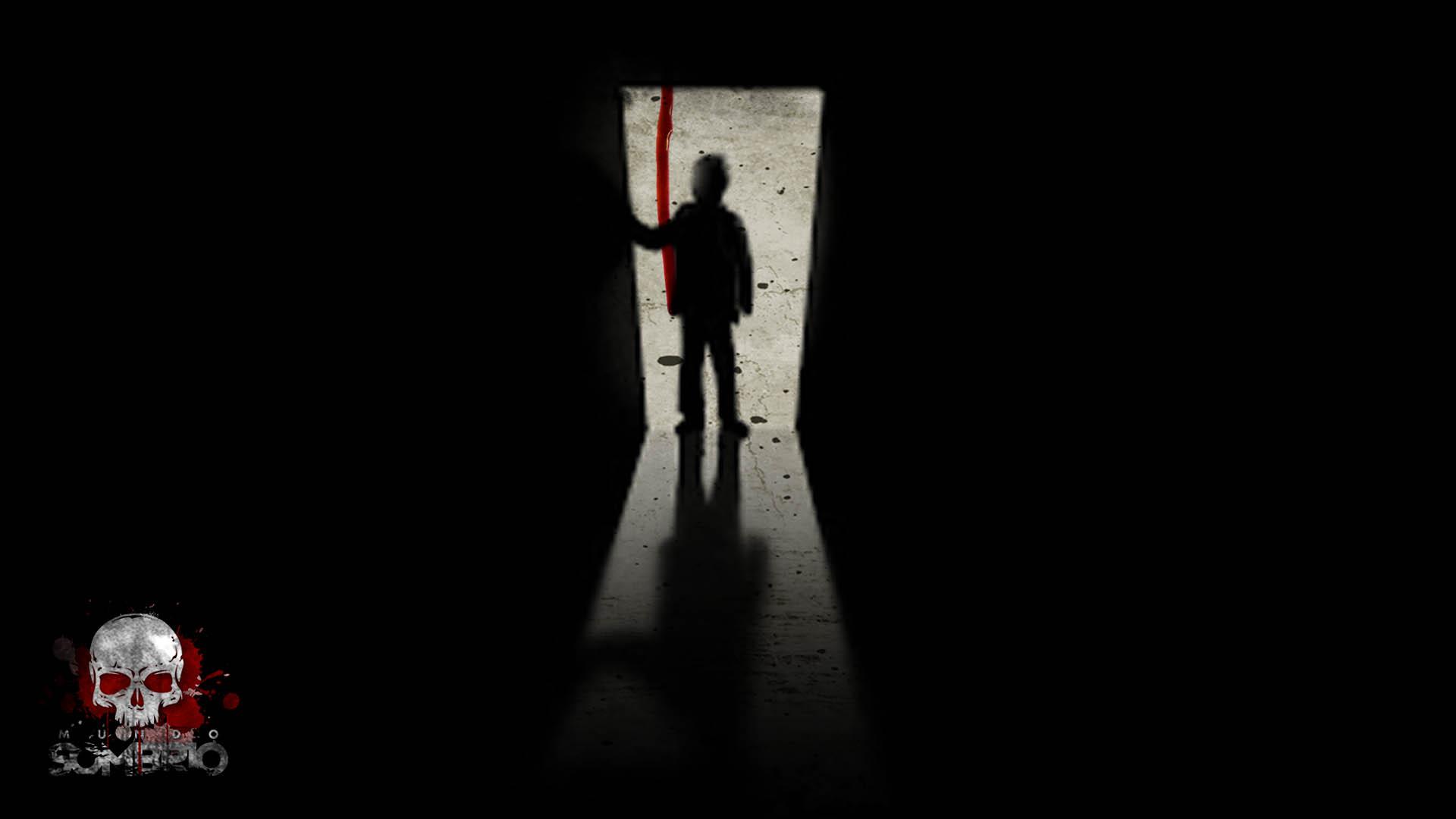 medo do escuro história de terror mundo sombrio