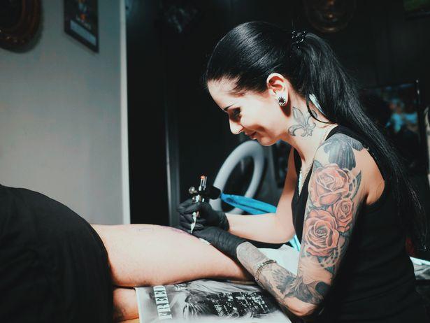 Tatuagem 1 1 • mundo sombrio
