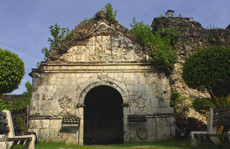 a capela mortuária história de terror mundo sombrio