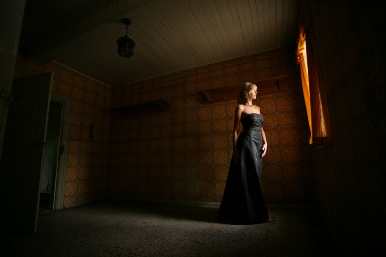 a mulher da noite relato sobrenatural mundo sombrio