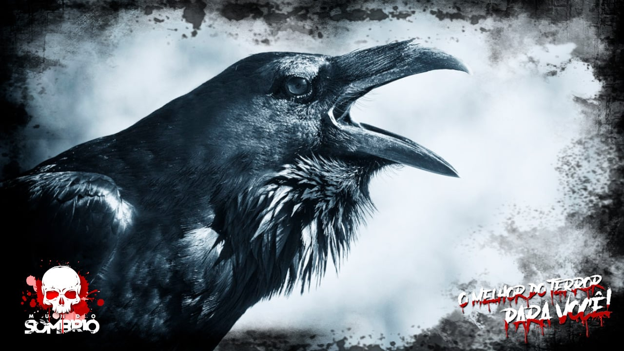 Vale dos Pássaros História de Terror mundo sombrio