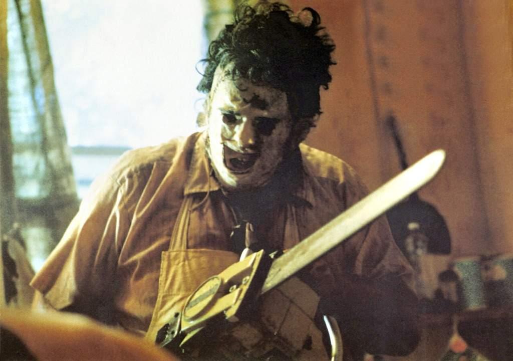 leatherface 33 Vilões de Terror mais Assustadores de Todos os Tempos