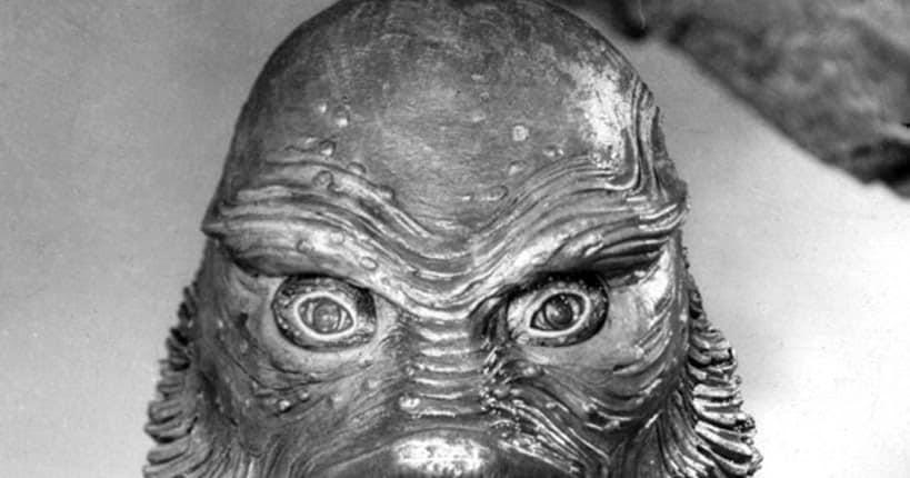 monstro da lagoa negra homem guelra mundo sombrio