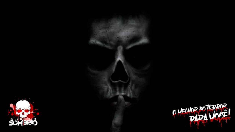 shhh... relato sobrenatural mundo sombrio