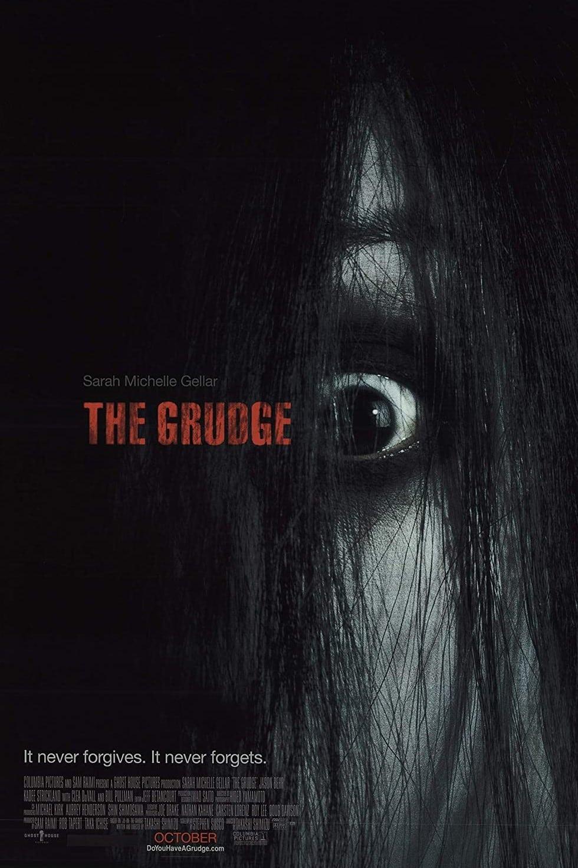 The grudge o grito poster mundo sombrio