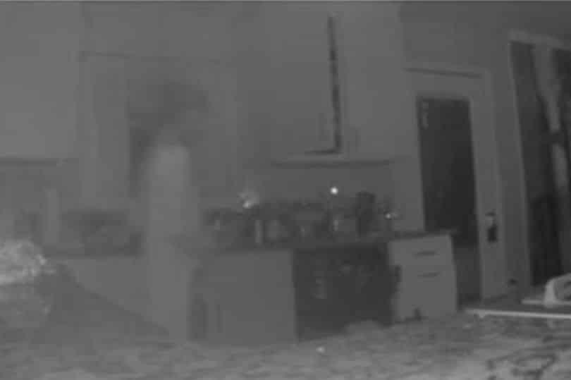 Mãe vê fantasma do filho morto na cozinha após sensor de presença ser acionado • mundo sombrio