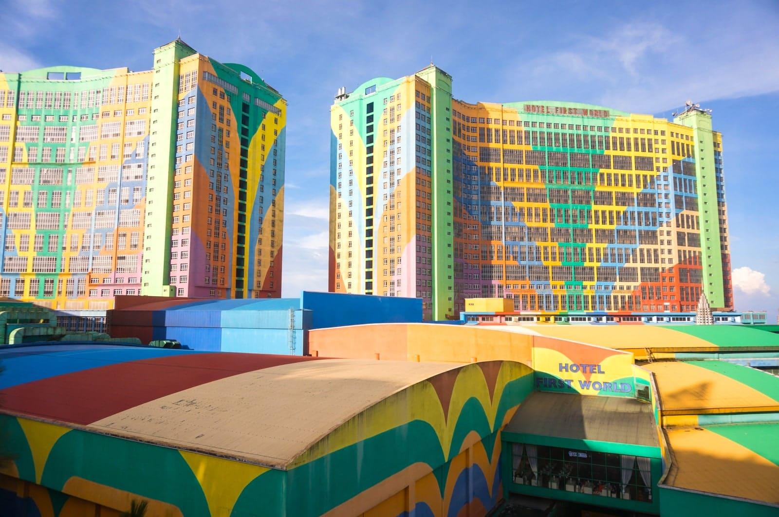 Lugares mais assombrados do mundo hotel first world