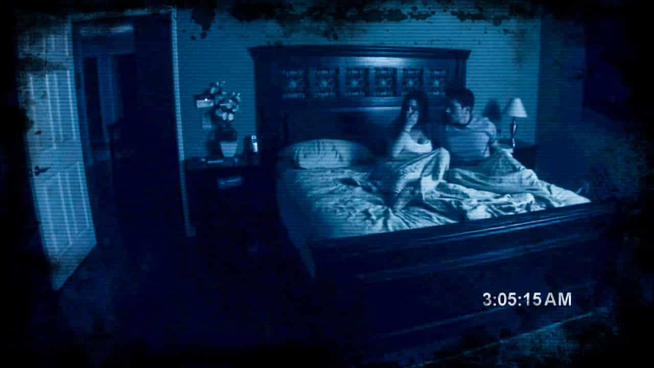 Próximo 'Atividade Paranormal' vai assombrar os cinemas em 4 de março de 2022!