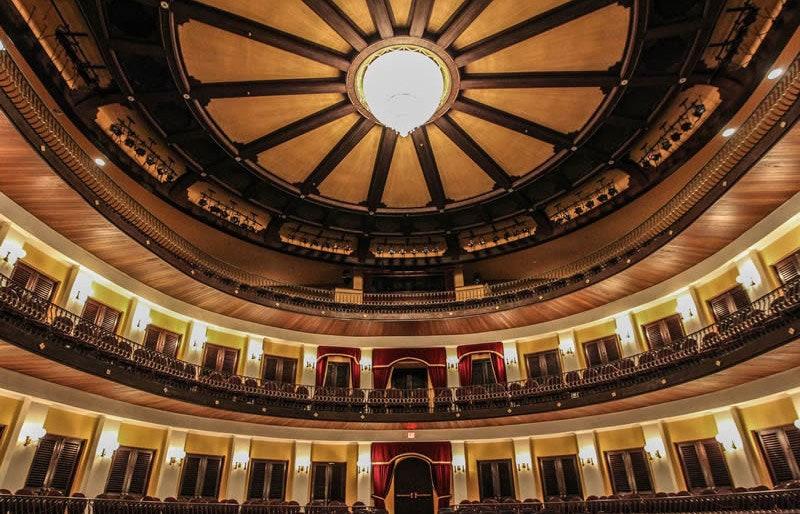 Lugares mais assombrados do mundo teatro tapia