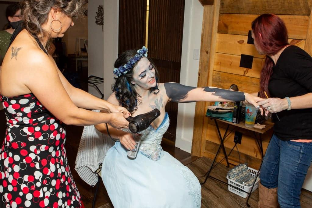 Tim burton corpse bride wedding ideas10 • mundo sombrio