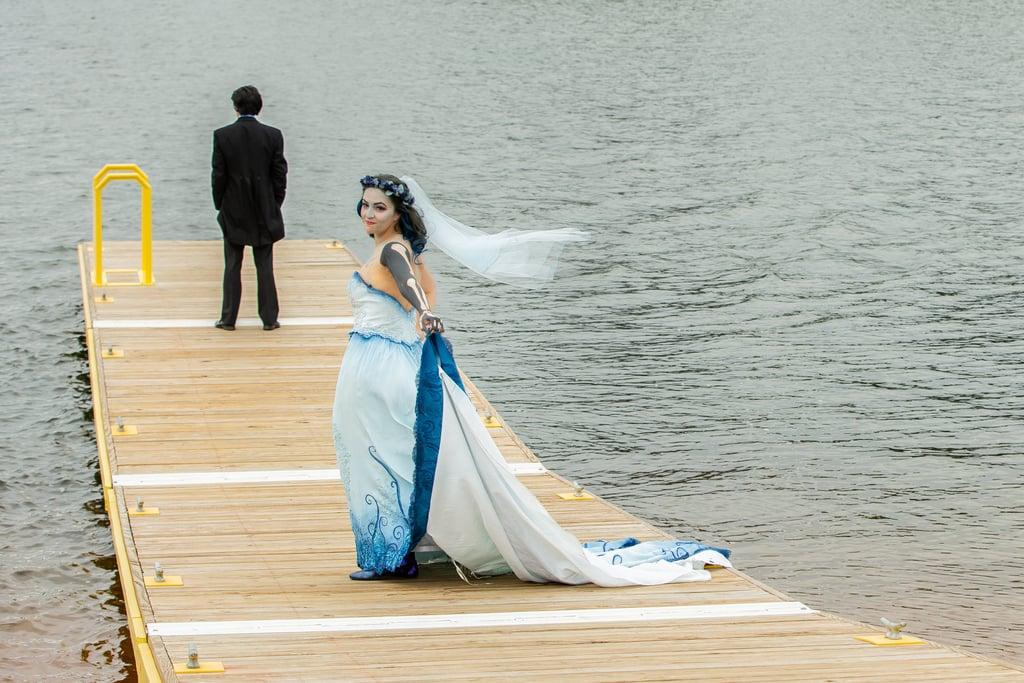 Tim burton corpse bride wedding ideas14 • mundo sombrio