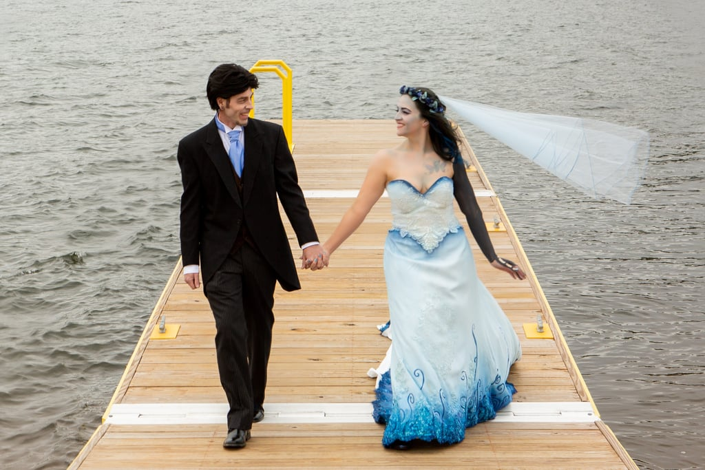 Tim burton corpse bride wedding ideas15 • mundo sombrio