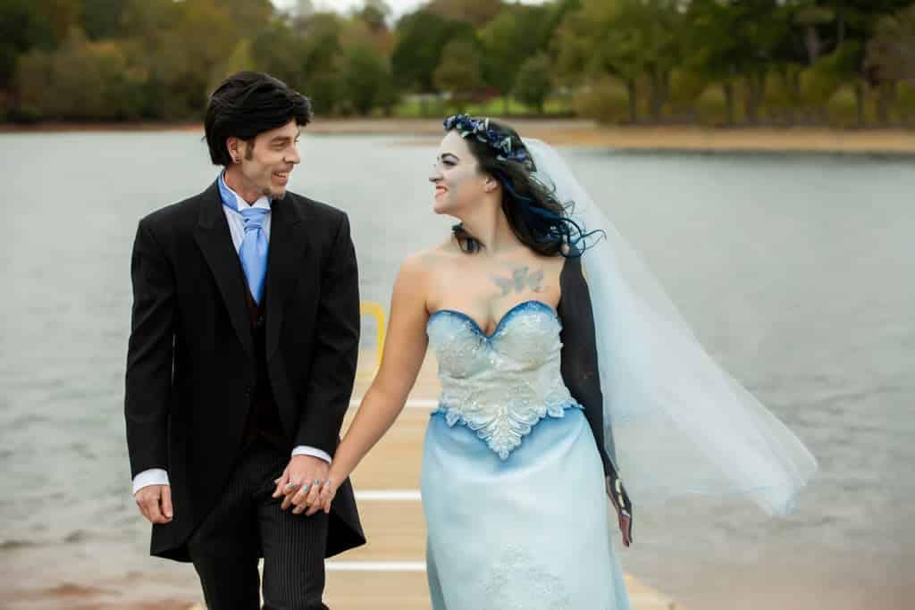 Tim burton corpse bride wedding ideas17 • mundo sombrio