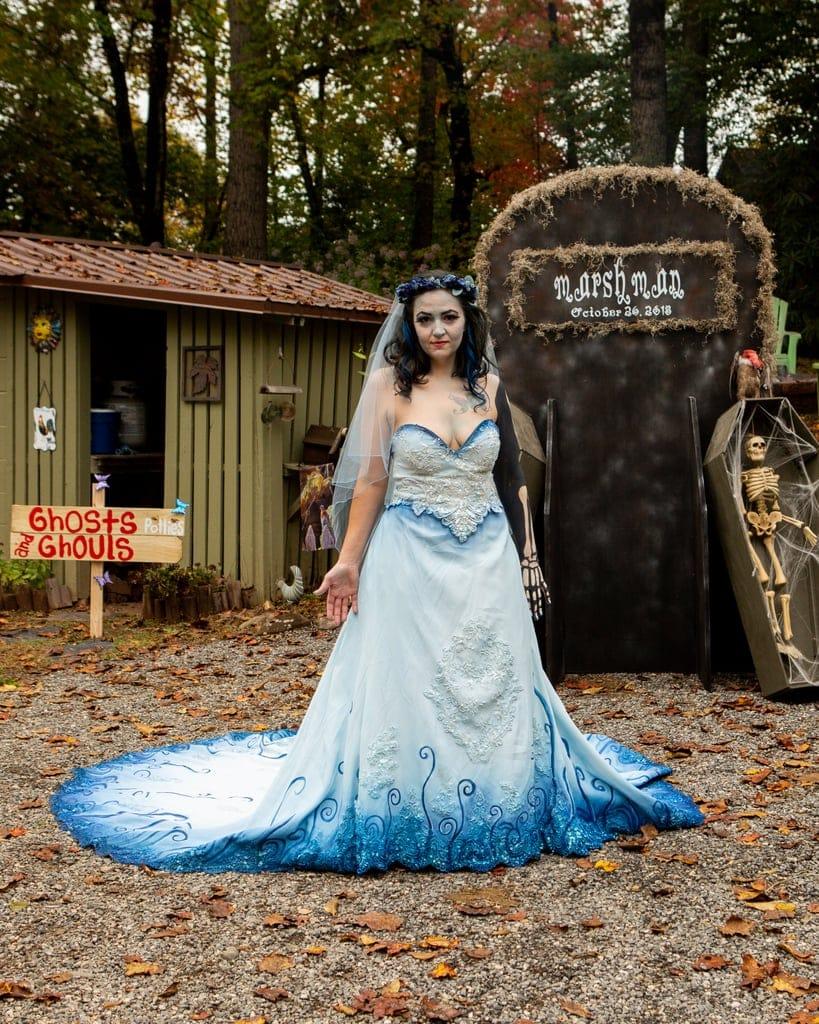 Tim burton corpse bride wedding ideas22 • mundo sombrio