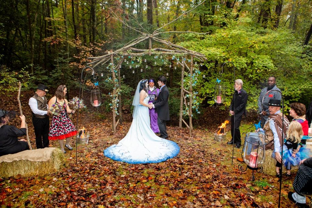 Tim burton corpse bride wedding ideas28 • mundo sombrio