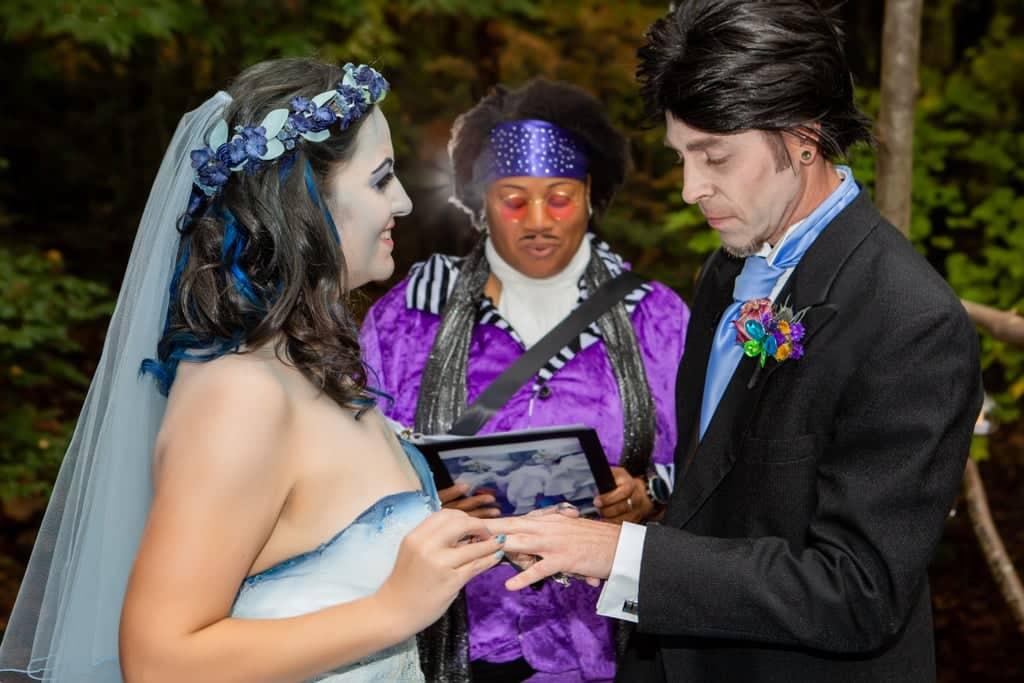 Tim burton corpse bride wedding ideas32 • mundo sombrio