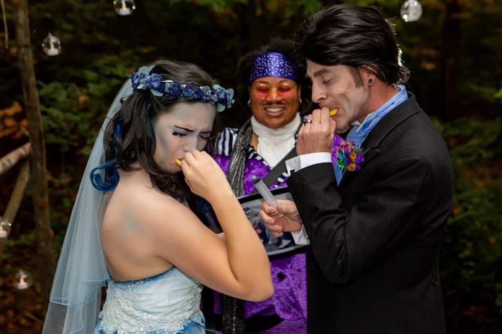 Tim burton corpse bride wedding ideas37 • mundo sombrio