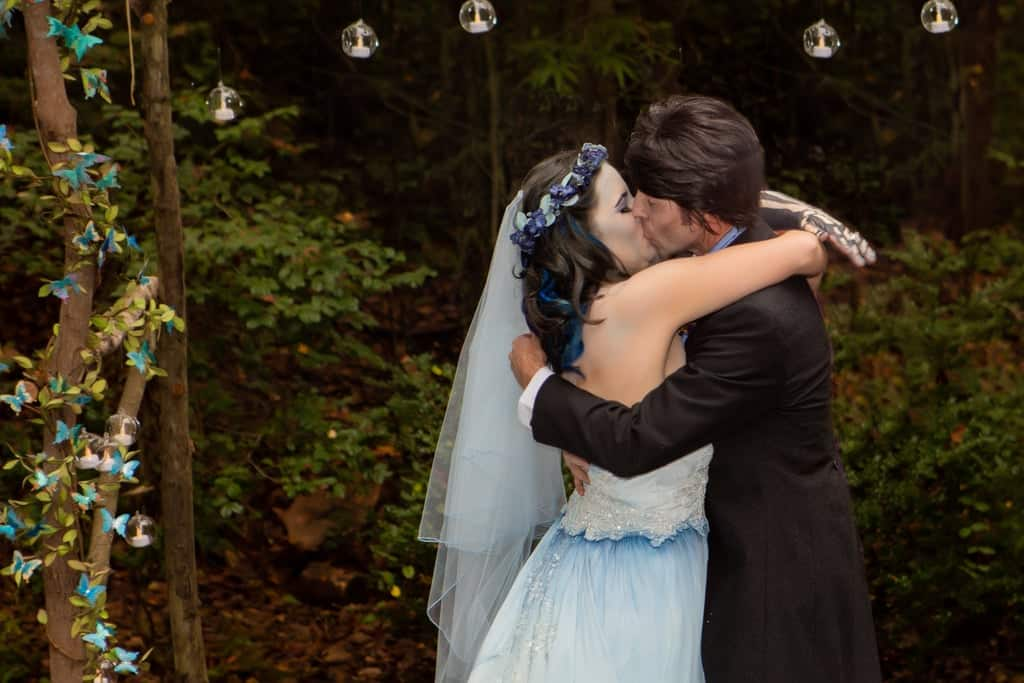 Tim burton corpse bride wedding ideas39 • mundo sombrio
