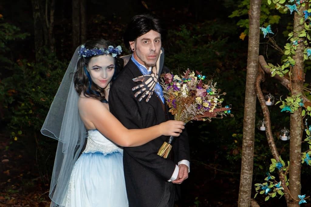 Tim burton corpse bride wedding ideas43 • mundo sombrio