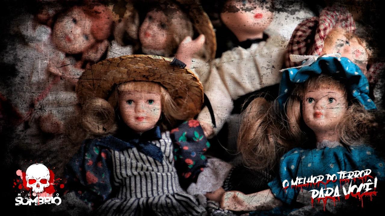 a dama das bonecas