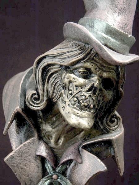 Hatbox ghost mundo sombrio • mundo sombrio
