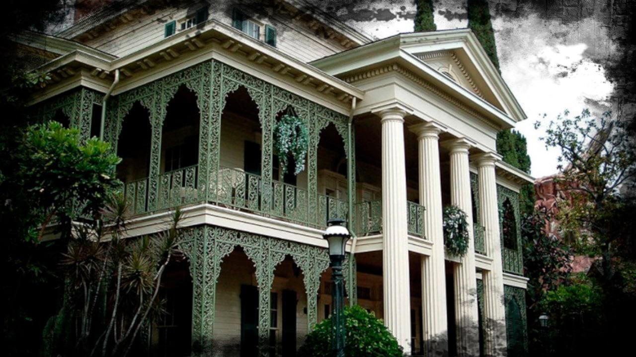 mansão assombrada disney mundo sombrio