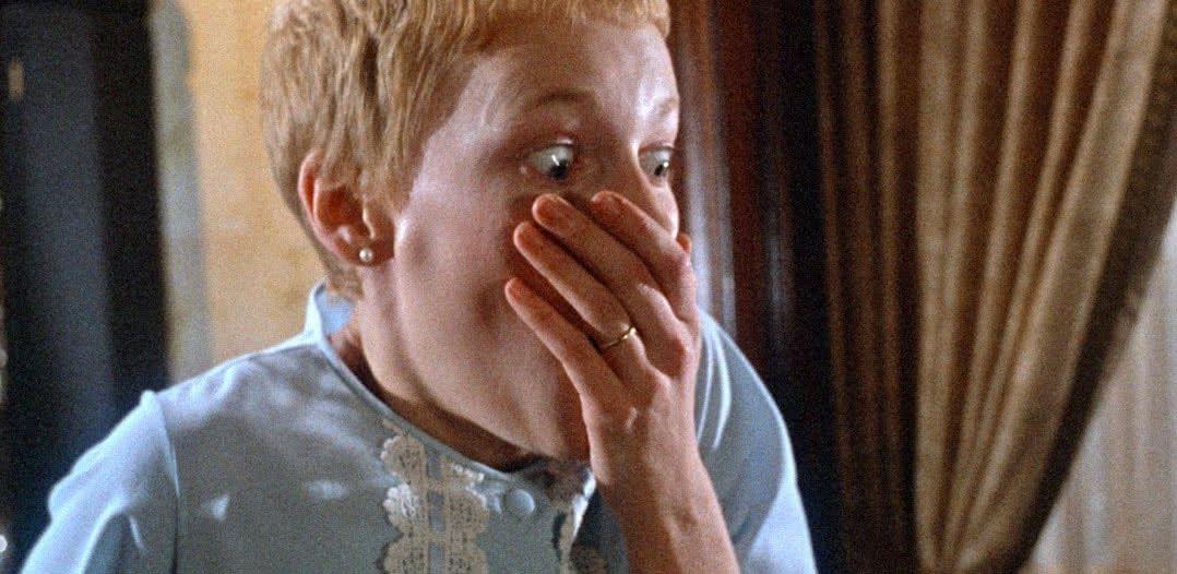 O bebê de rosemary mundo sombrio as 8 maldições de hollywood