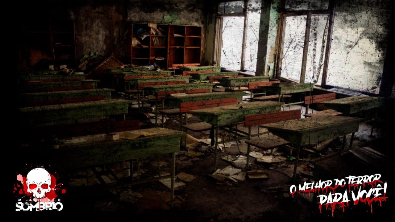 primeiro dia de aula história de terror mundo sombrio