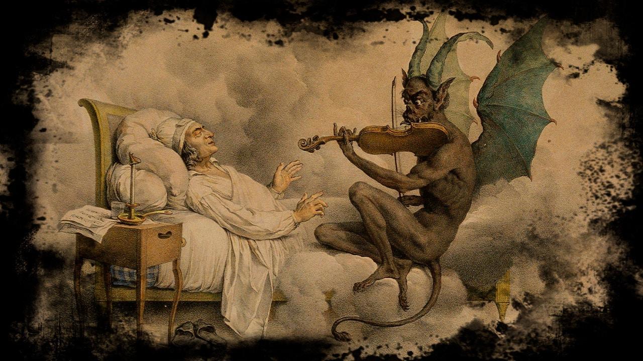 O Trilo do Diabo, A Sonata Escrita pelo Príncipe das Trevas mundo sombrio
