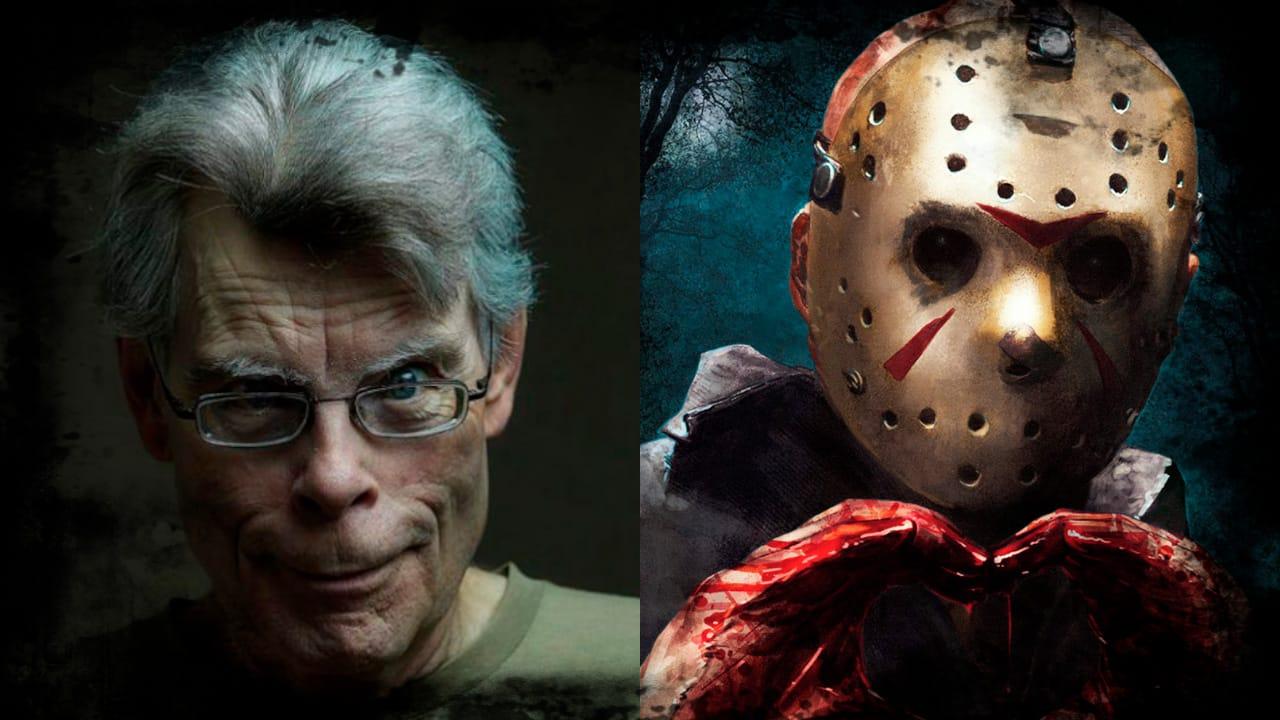 Stephen King quer escrever um Romance sobre Jason Voorhees mundo sombrio