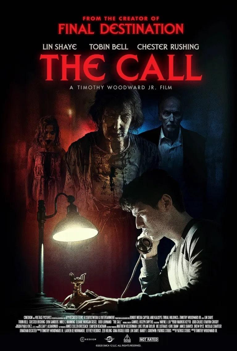 Thecall poster web • mundo sombrio