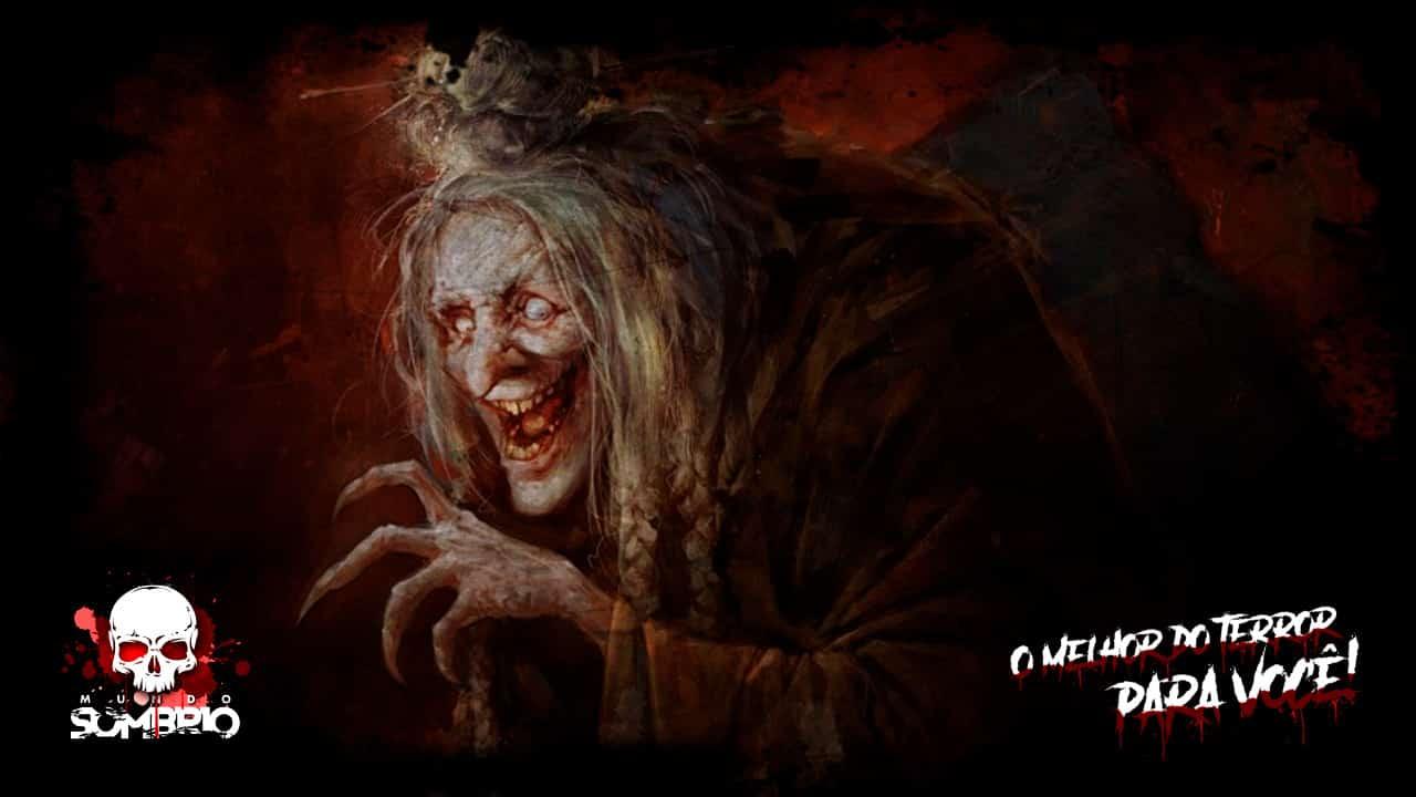 a bruxa história de terror sergio kuns mundo sombrio