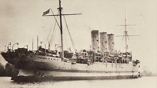 Ivan vassili, o navio russo assombrado mundo sombrio