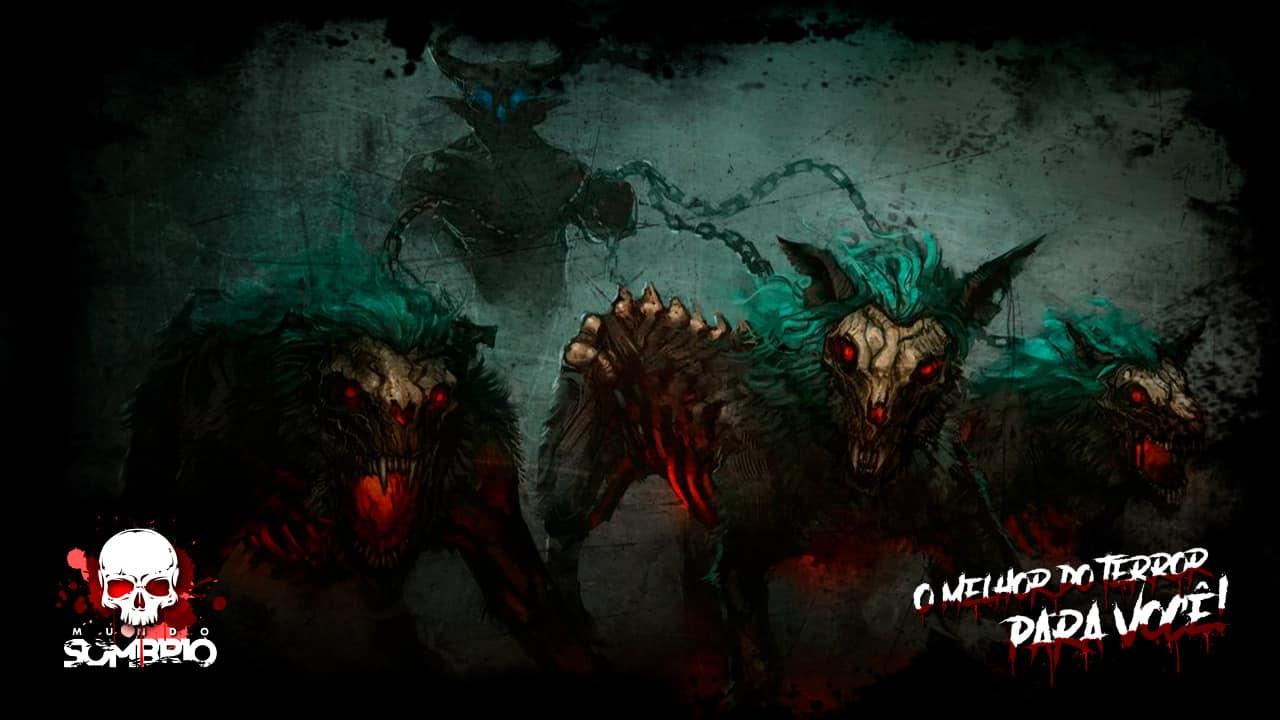 os cães dos demônios história de terror mundo sombrio zoppy