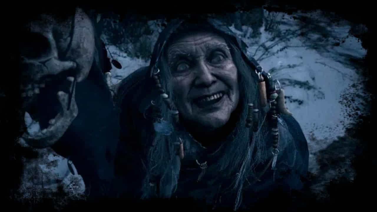 trailer de resident evil village mundo sombrio