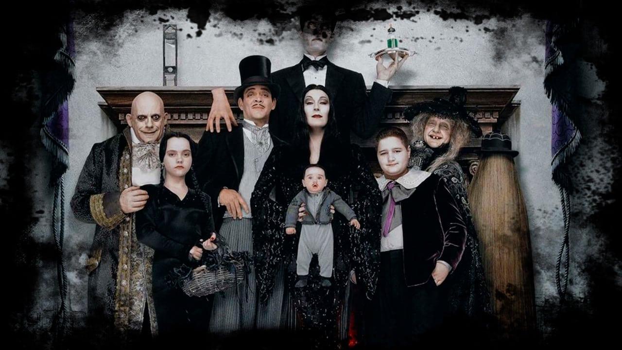 Tim Burton tem planos de trazer 'A Família Addams' novamente como Série de TV mundo sombrio