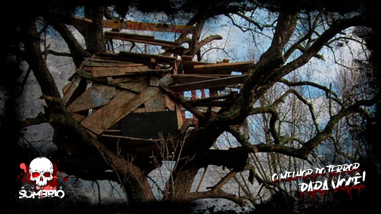 casa na árvore história de terror sergio kuns mundo sombrio