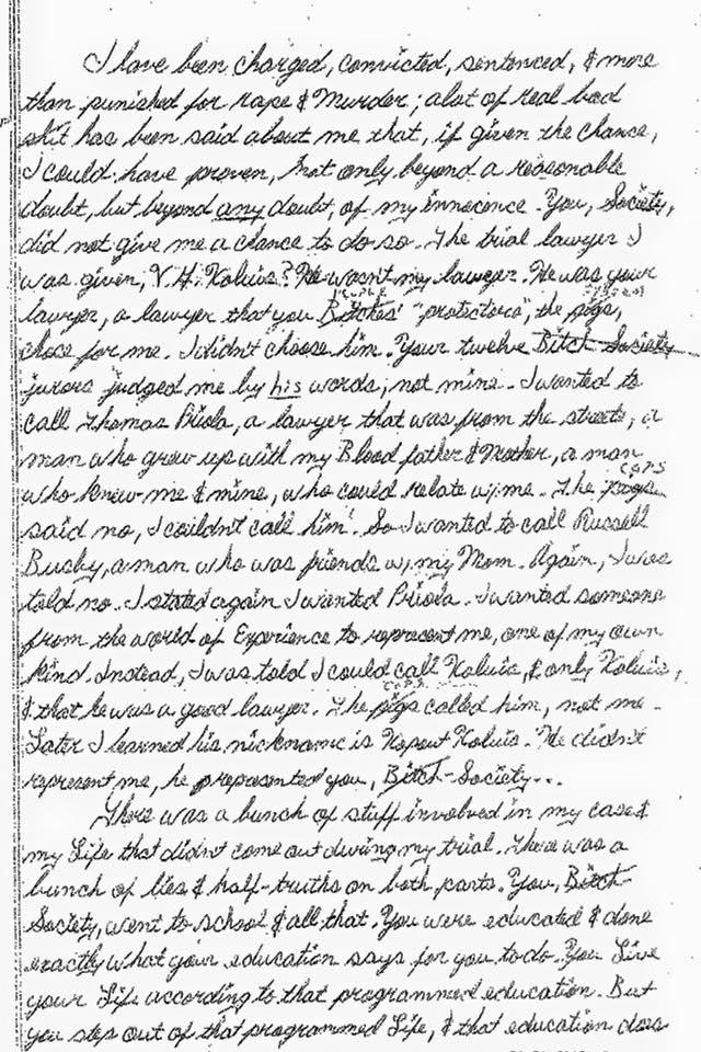 Carta a maldição do túmulo de johnny frank garrett mundo sombrio