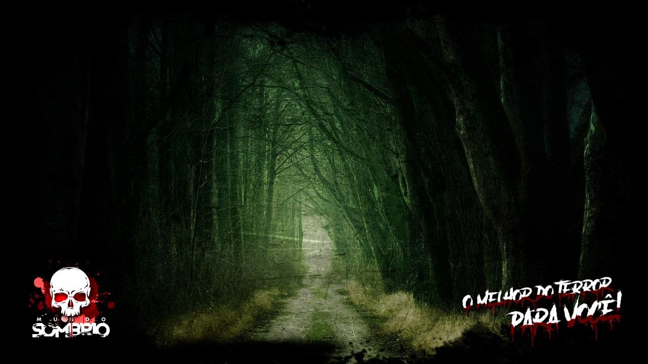 o bosque história de terror mundo sombrio sergio kuns
