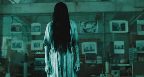 Os fantasmas mais assustadores dos filmes de terror - samara/sadako