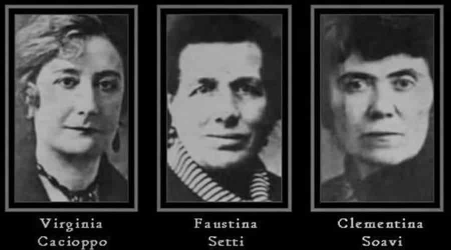 Vítimas de leonarda cianciulli mundo sombrio